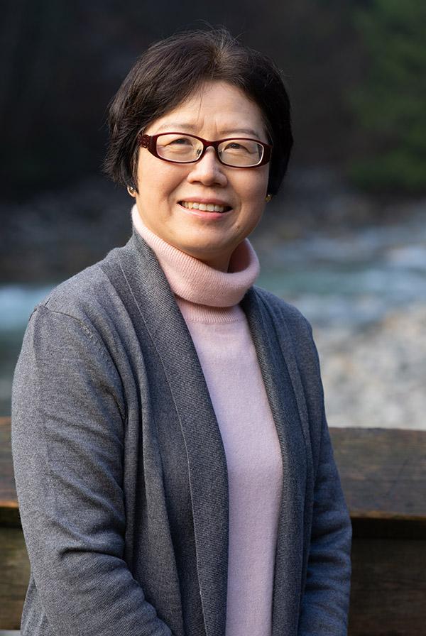 Jeung Ran Lee - Creator of Ms. Lee's